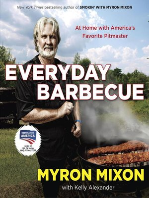 cover image of Everyday Barbecue