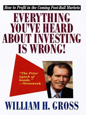 cover image of Everything You've Heard About Investing Is Wrong!