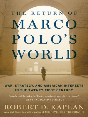 cover image of The Return of Marco Polo's World