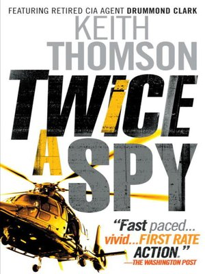 cover image of Twice a Spy