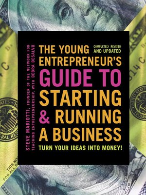 cover image of The Young Entrepreneur's Guide to Starting and Running a Business