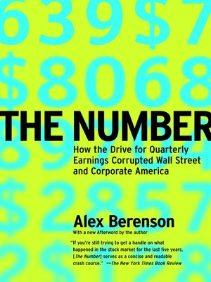 cover image of The Number
