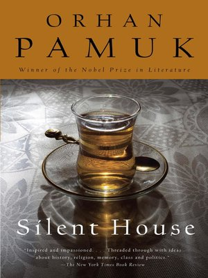 cover image of Silent House