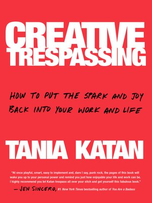 cover image of Creative Trespassing