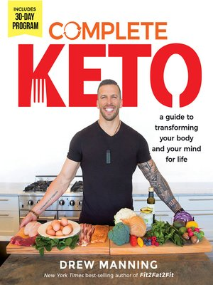 cover image of Complete Keto