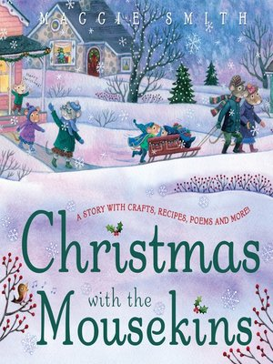 cover image of Christmas with the Mousekins