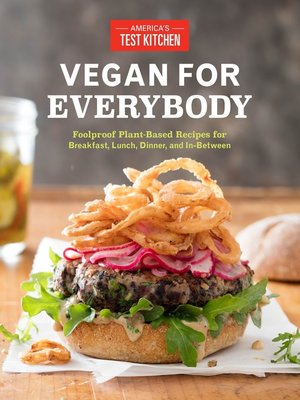 cover image of Vegan for Everybody