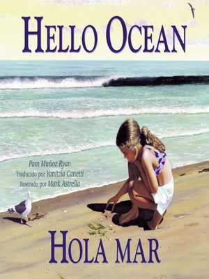 cover image of Hello Ocean/Hola Mar