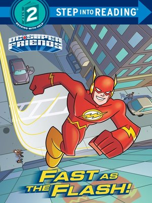 cover image of Fast as the Flash!