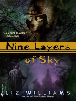 cover image of Nine Layers of Sky