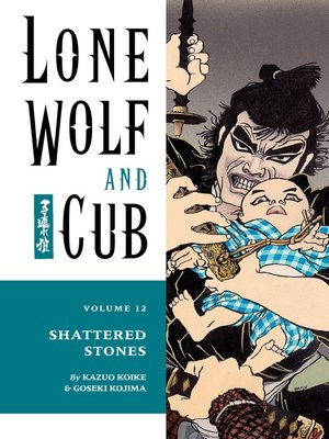cover image of Lone Wolf and Cub, Volume 12