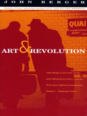 cover image of Art and Revolution
