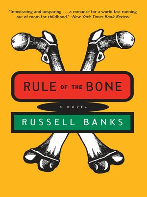 cover image of Rule of the Bone