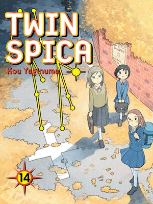 cover image of Twin Spica, Volume 14