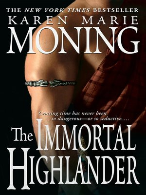 cover image of The Immortal Highlander