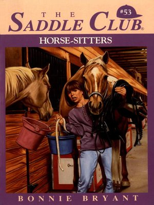 cover image of Horse-Sitters