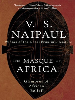 cover image of The Masque of Africa