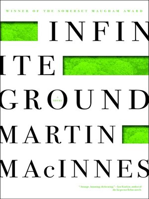 cover image of Infinite Ground