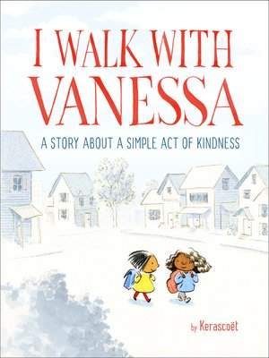 cover image of I Walk with Vanessa
