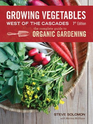 cover image of Growing Vegetables West of the Cascades, Updated