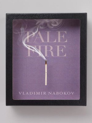 cover image of Pale Fire