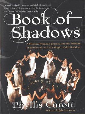 book of shadows cate tiernan pdf