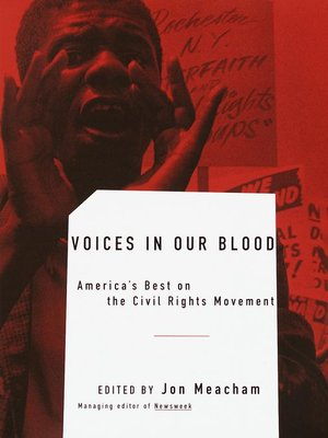 cover image of Voices in Our Blood