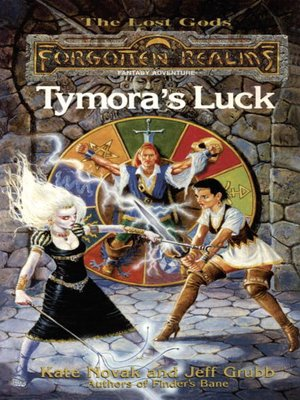 cover image of Tymora's Luck