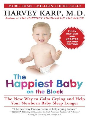 cover image of The Happiest Baby on the Block; Fully Revised and Updated