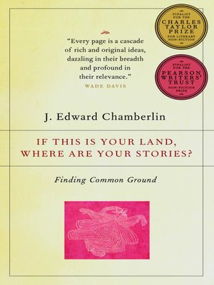 cover image of If This Is Your Land, Where Are Your Stories?