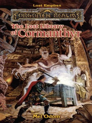 cover image of The Lost Library of Cormanthyr