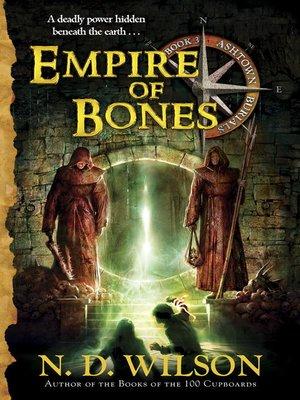 cover image of Empire of Bones