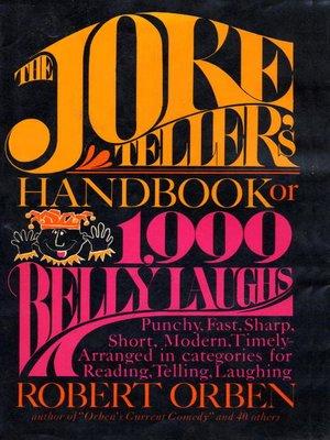 cover image of Joke Tellers Handbook
