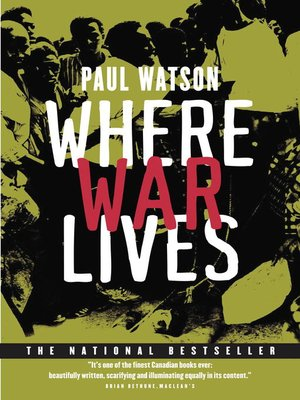 cover image of Where War Lives