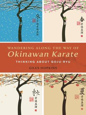 cover image of Wandering Along the Way of Okinawan Karate