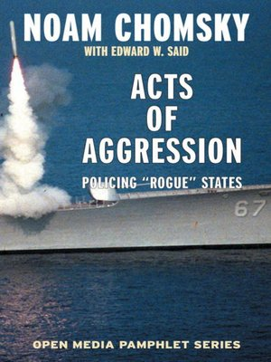 cover image of Acts of Aggression