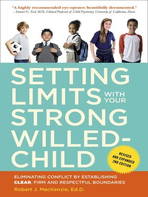 cover image of Setting Limits with Your Strong-Willed Child, Revised and Expanded