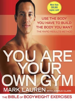cover image of You Are Your Own Gym