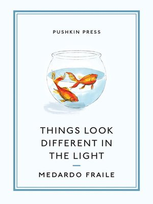 cover image of Things Look Different in the Light and Other Stories