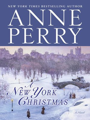 cover image of A New York Christmas