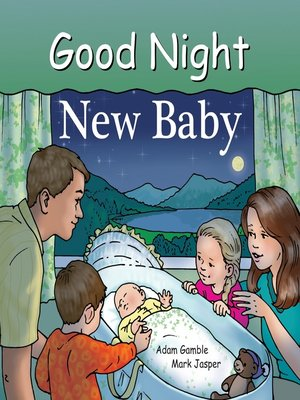 cover image of Good Night New Baby
