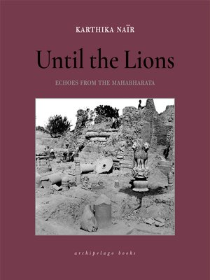 cover image of Until the Lions