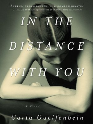 cover image of In the Distance with You
