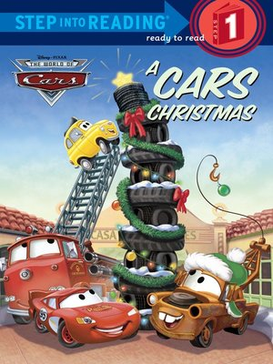 cover image of A Cars Christmas (Disney/Pixar Cars)
