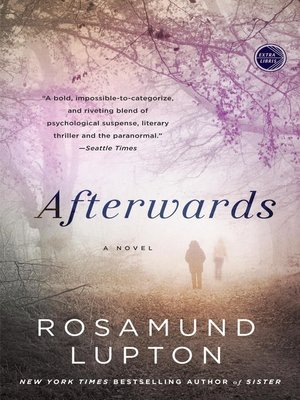 cover image of Afterwards
