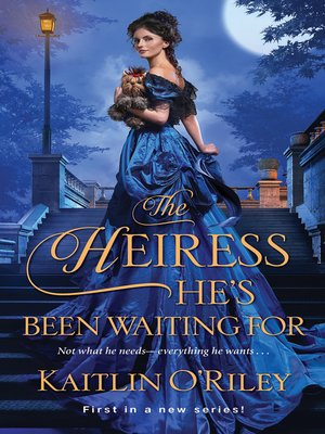cover image of The Heiress He's Been Waiting For