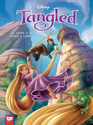 cover image of Disney Tangled