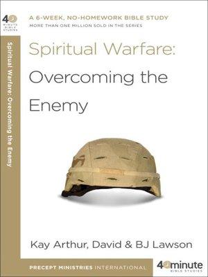 cover image of Spiritual Warfare