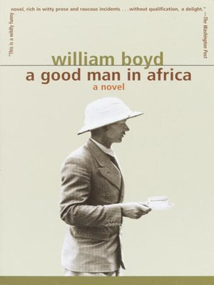 cover image of A Good Man in Africa