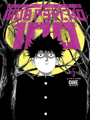 cover image of Mob Psycho 100 Volume 5